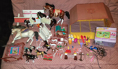 Huge lot of many Grand Champions horses, tack barn stationery accessories More!