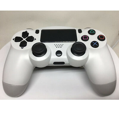 NEW USB Wired PS 4 Style White Controller for Windows 10 PC