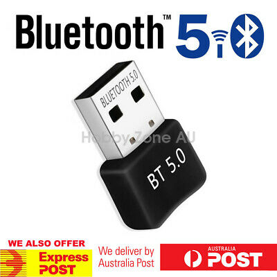USB Bluetooth V4.2 V4.0 Dongle Audio Transmitter Adapter A2DP Plug & Play
