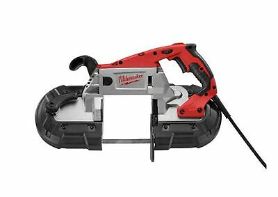 Deep Cut Band Saw AC With Case Portable Keyless Blade Change Power Tool Corded
