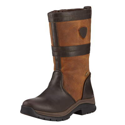 Ariat Women's Bryn Gore-Tex Waterproof  Western Country Boots RRP$339--50% OFF
