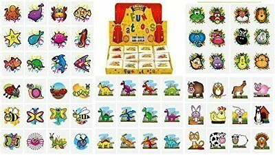 Assorted Tattoos - Pack of 120 Tattoo s - REFERENCE PBF183