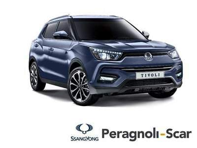 Ssangyong tivoli 2wd diesel cool aebs manuale
