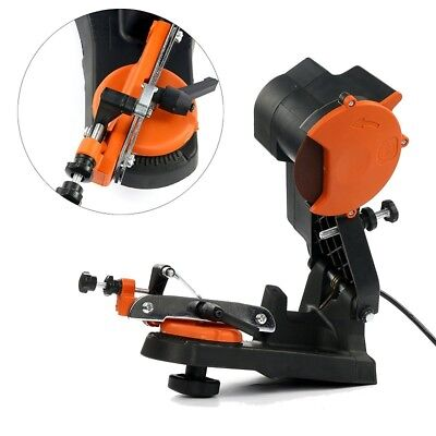 Electric Chainsaw Chain Saw Sharpener Grinder 4800RPM Wall Mount Tool