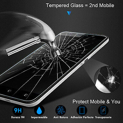 Cristal Templado Protector Pantalla 0.3 Mm Para Apple Iphone 5G/5S