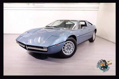 Maserati merak 3.0 restored 1 owner
