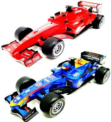 F1 Formula One Racing Car F1 Racing Car Friction Powered Car Toy 1:18 Scale New