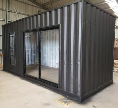 New 20 foot Shipping Container, House, Cabin, Home, Granny Flat, Office