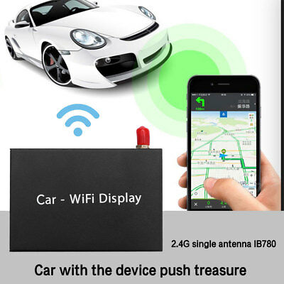 WIFI HDMI Pusher Car Screen Mirror Link Output Display For iOS Android Phone