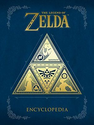 The Legend of Zelda Encyclopedia Hardcover – Release Date is April 24, 2018 New