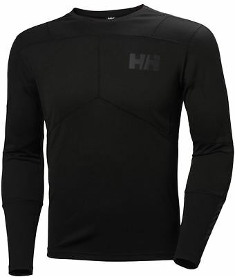 Helly Hansen Lifa Active Crew Baselayer Black