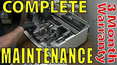 MAINTENANCE REPAIR SERVICE TO YOUR Datacard 150i Card Embosser w/90 Day WARRANTY