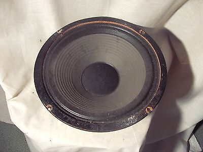 CELESTION G12  8 OHMS 100 Watt Speaker von 1978-81