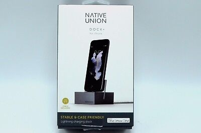 Native Union - DOCK + Lightning Cable for Apple Lighting Devices