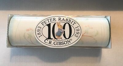 Rare Wooden BEATRIX POTTER Growth Chart By C. R. Gibson