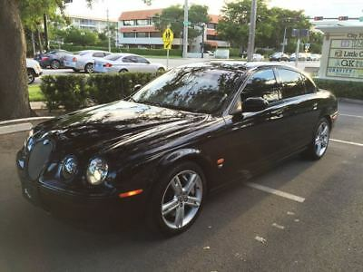 2005 Jaguar S-Type Type R 2005 Jaguar S-Type R Supercharged V8 Brembo Brakes Fully Loaded Dealer Serviced