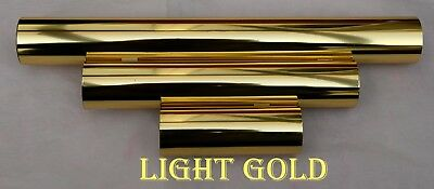 Light Gold Toner Foil Craft Cards Laser Printer Heat Transfer Laminator Hot Foil