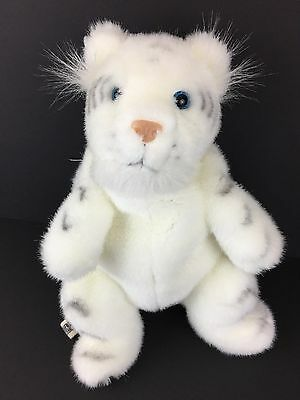 "Siegfried and Roy White Tiger Cub Plush 12"" Backpack Mirage Las Vegas"