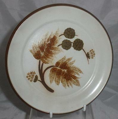 Denby Pottery Cotswold Pattern Side Plate 17cm Dia Stoneware Country Fayre Range