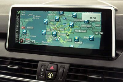 Bmw Navigation Map Update One Time Fsc Code + Europe Next 2019-1 Maps