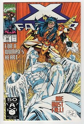 Marvel Comics X Factor #64 Copper Age