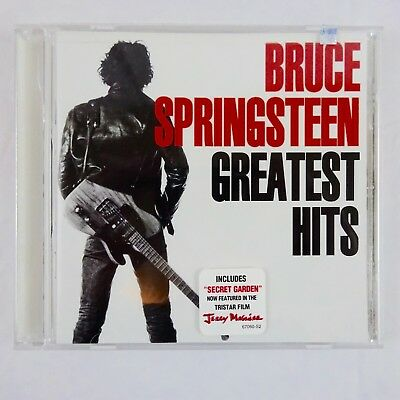 Bruce Springsteen, Greatest Hits (CD, Feb-1995, Columbia (USA))