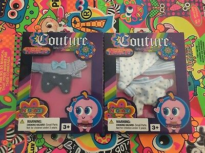 *NEW Neonate Nerlie Couture by Distroller Ksi-merito lot of 2 BOY outfits   Hat