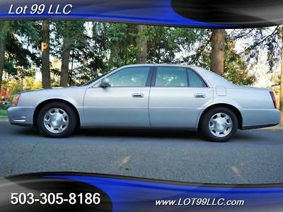 2001 Cadillac DeVille Leather Northstar 25Mpg