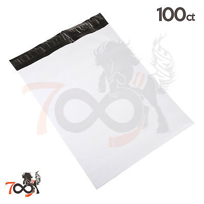 100 2.5 Mil 14.5x19 Owlpack Seal Poly Mailer Security Shipping Plastic Envelopes