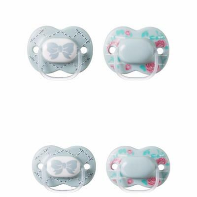Tommee Tippee Closer to Nature Little London Soothers 6-18 months Double Pack