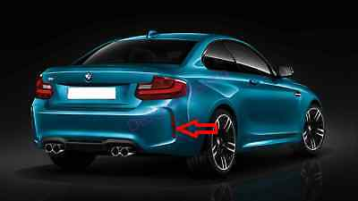 BMW M2 E87 Rear Bumper Reflector - Right (JS)