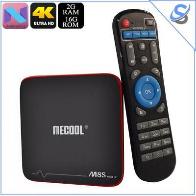 4K TV BOX Android 7 1 Quad-Core CPU 2GB RAM 4K Support WiFi