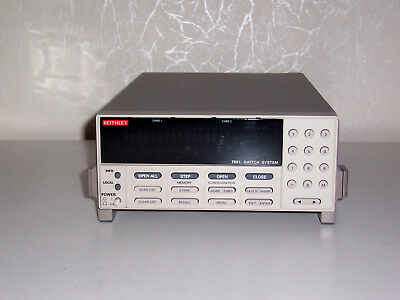 Keithley 7001 Scanner / Data Aquisition / Switch System