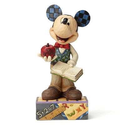 NEW Disney Mickey Mouse Class Act Figurine
