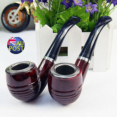 Durable Enchase Smoking Pipe Tobacco Cigarettes Filter Pipes Gift New BK