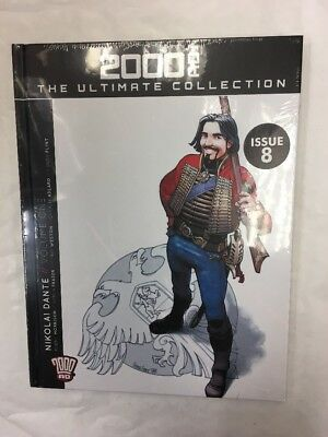 2000Ad Ultimate Collection Graphic Novel Issue 8 Nikolai Dante Vol 1 John Wagner