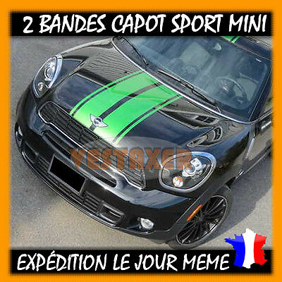Set De Bandes Noir Mat Pour Simca Rallye 2 Cadeau Sticker Auto Bd578 High Safety Badges, Insignes, Mascottes