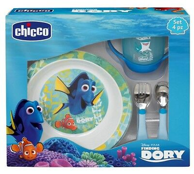 Set Pappa Chicco Finding Dory 18 m+ col. Blu