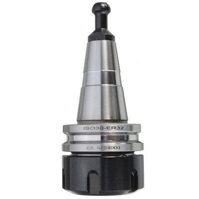 Balance Collet Chuck G2.5 24000rpm CNC Tool Holder Suitable Drill ISO30 ER32