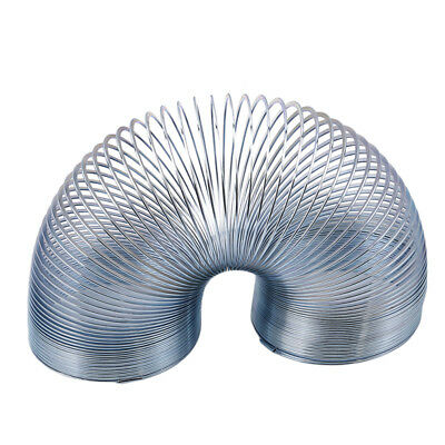 Metal Spring Toy Walking Slinky Stretch Bounce Walk Party Kids Toys Games Gift