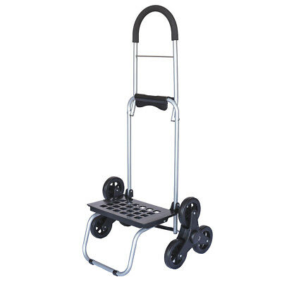Mighty Max Stair Climbing Cart - Tri-Wheel Steppers Dolly