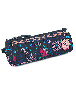 Boys Rip Curl Mandala 1 Pocket Pencil Case - Blue