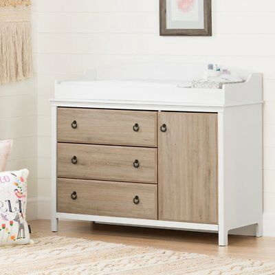 Catimini Changing Table with Removable Changing Station by South Shore
