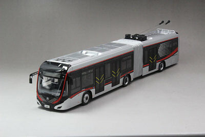 Yutong dual source trolley bus with traffic hinge ZK5180A (L)