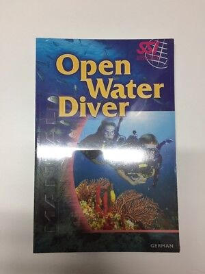 SSI Open Water Diver Manual Tauchbuch