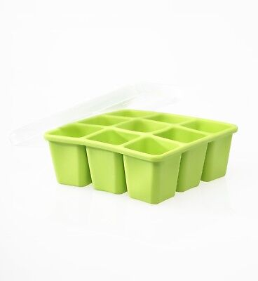 Annabel Karmel by NUK Food Cube Tray Silicon Tray Storing Freezing