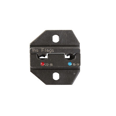 Crimp Die for 990025, Insulated Flag Terminals