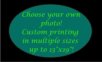 "Photo Printing Service - Full Color High Quality HD Prints - 13""x19"" Size"