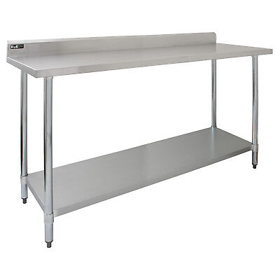 Veterinary Consulting Examination Table Stainless Steel Vet Surgical Bench 6ft