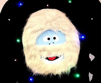Light Up UGLY CHRISTMAS SWEATER!! - Bumble the Abominable Snow Monster!